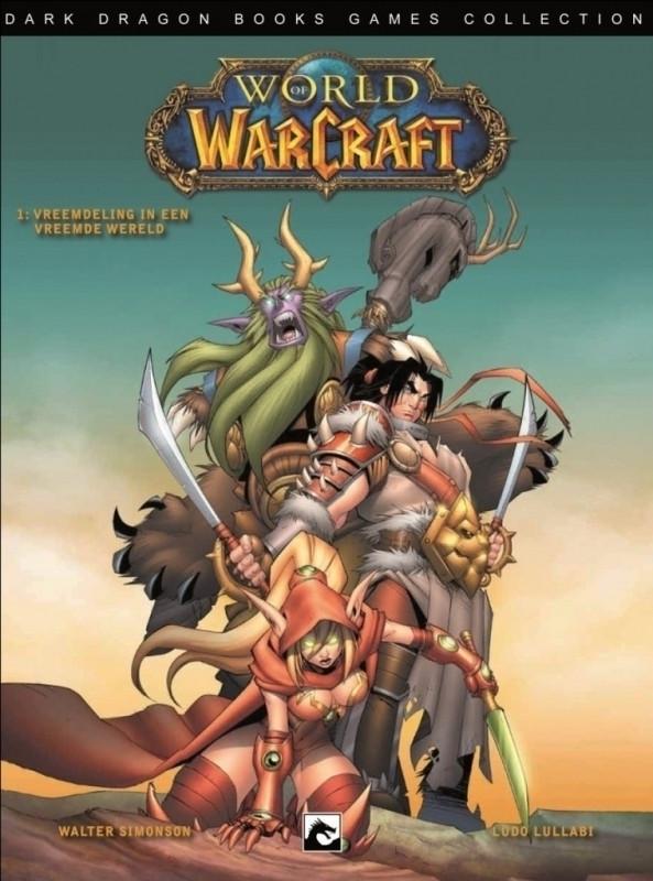 Image of World of Warcraft Comic - 01 Vreemdeling in een Vreemde Wereld