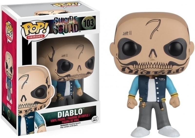 Suicide Squad Pop Vinyl: Diablo