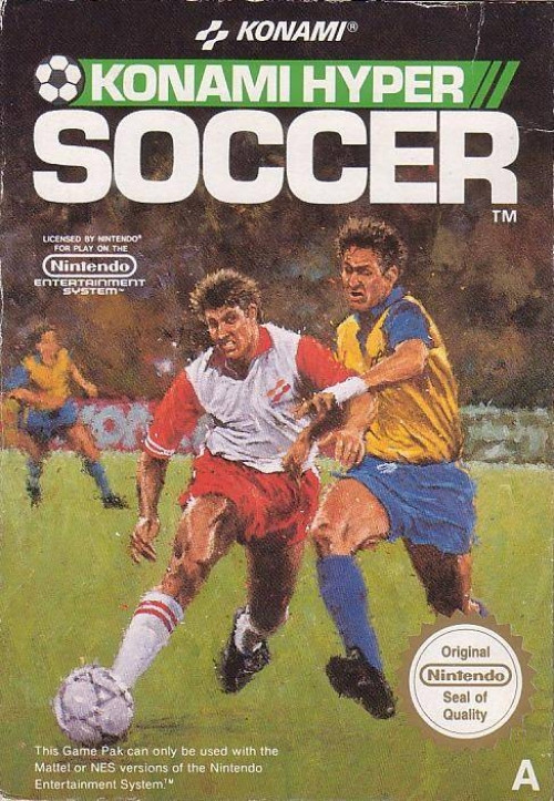 Goedkoopste Konami Hyper Soccer