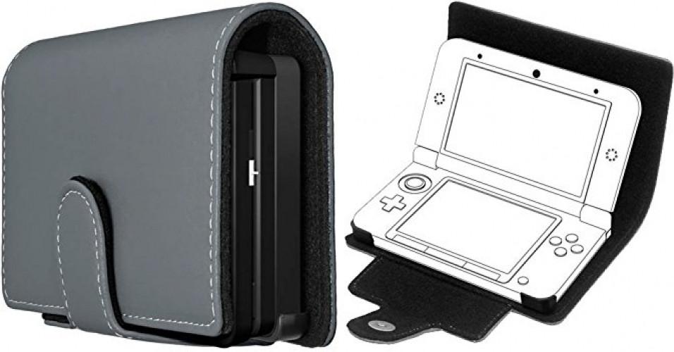 Goedkoopste Big Ben Flip and Play Case 3DSFLIPNPLAY (Grijs)