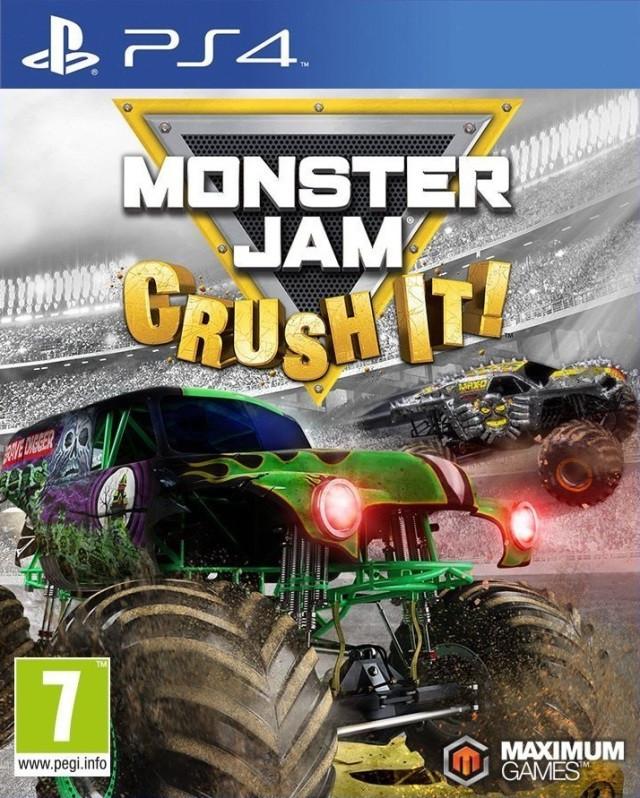 Goedkoopste Monster Jam Crush It!