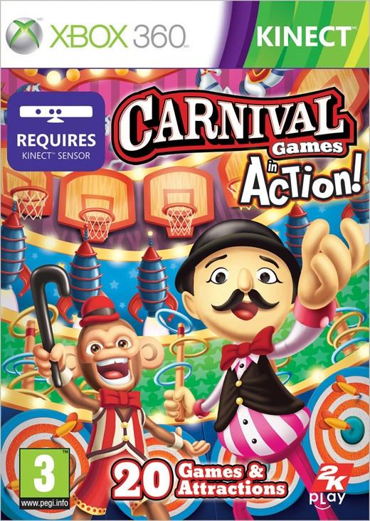 Image of Carnival Kermis Games (Kinect)
