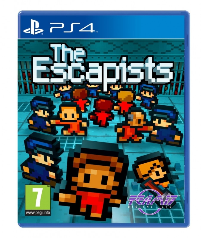 Goedkoopste The Escapists