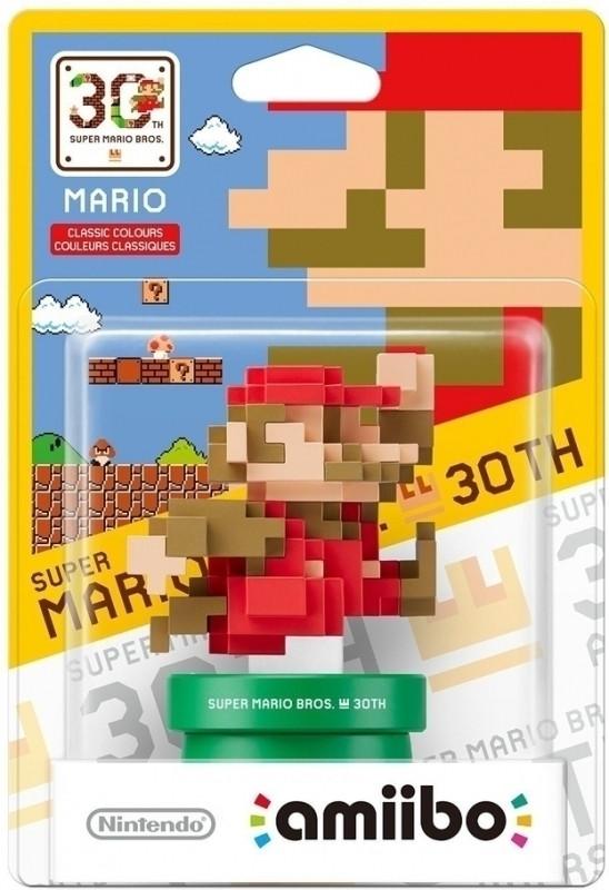 Nintendo Amiibo, Mario 30th Ann. Classic (Rood) (1074066)