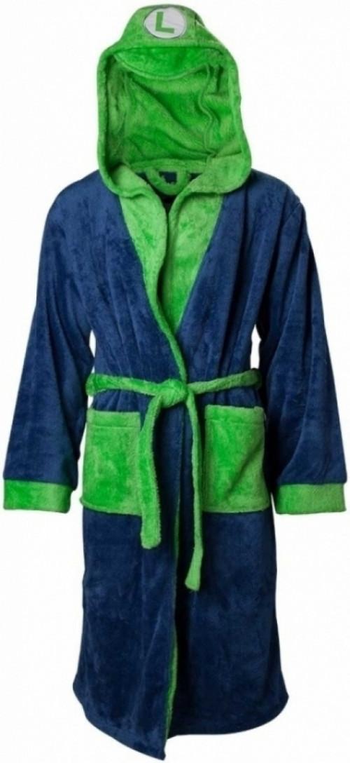 Nintendo - Luigi Bath Robe