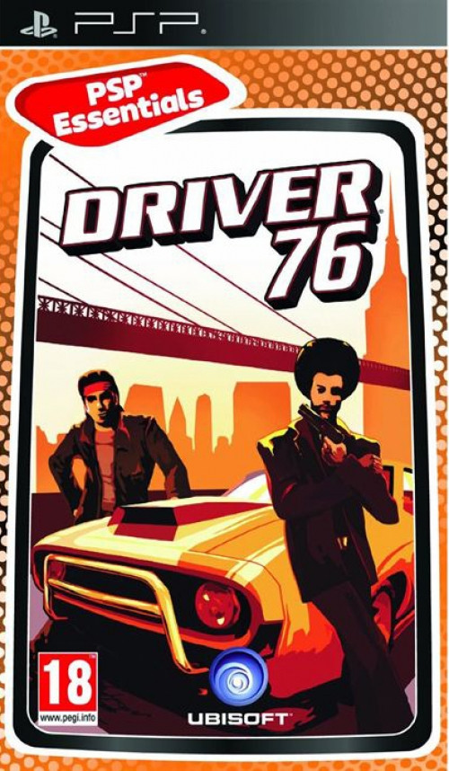 Goedkoopste Driver 76 (essentials)