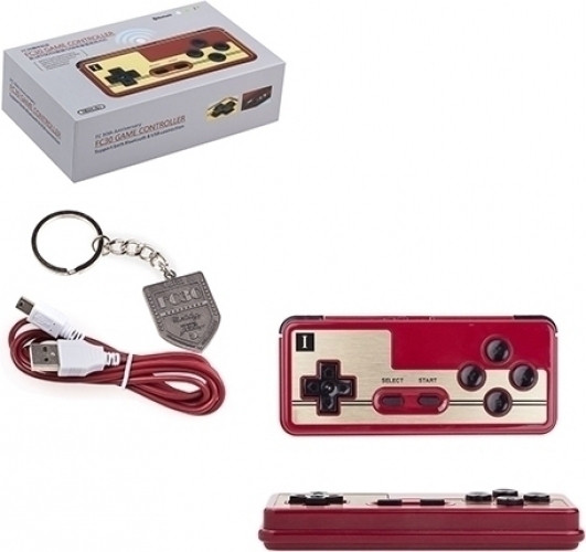 Image of Wireless Bluetooth Famicom Controller (8Bitdo)