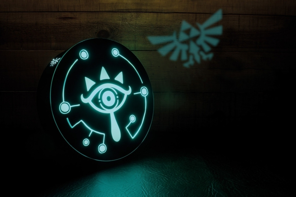 The Legend of Zelda- Sheikah Eye Projection Light