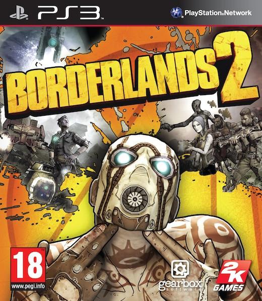 Goedkoopste Borderlands 2