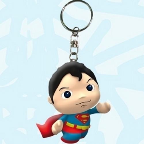 DC Comics Little Mates Keychain - Superman