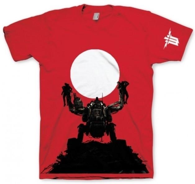 Wolfenstein T-Shirt Trophy