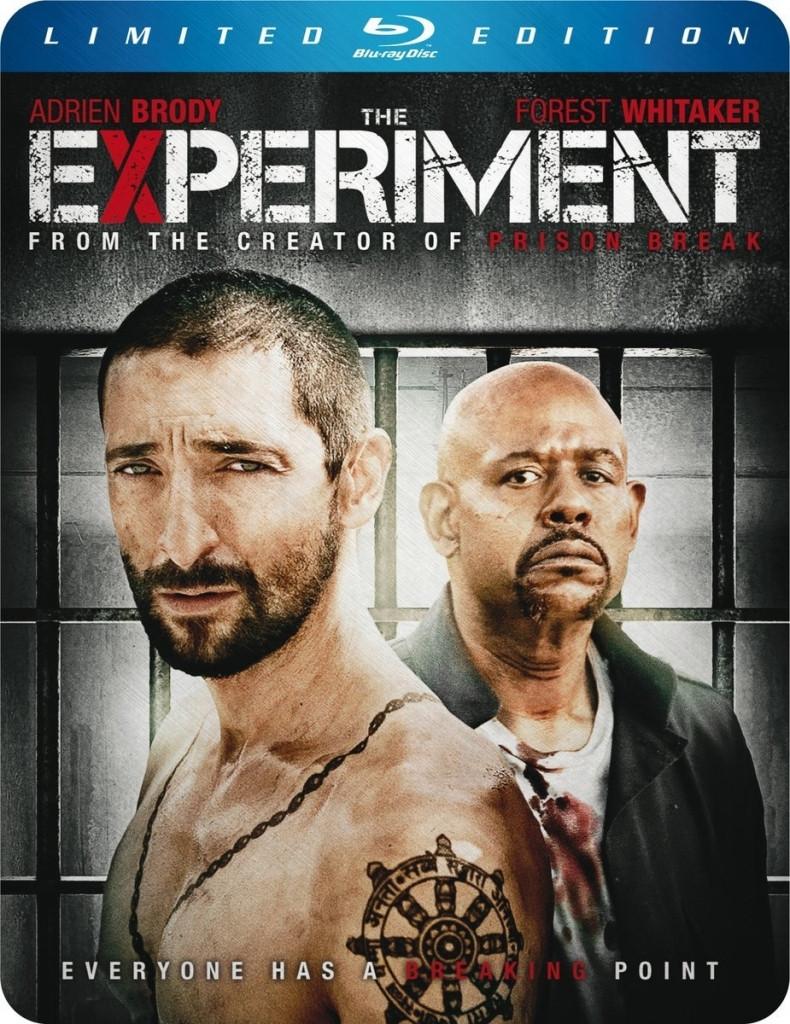 The Experiment (steelbook)