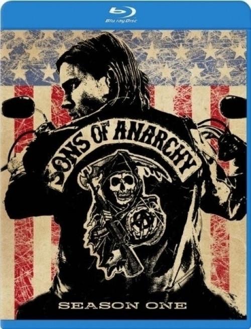 Sons of Anarchy - Seizoen 1