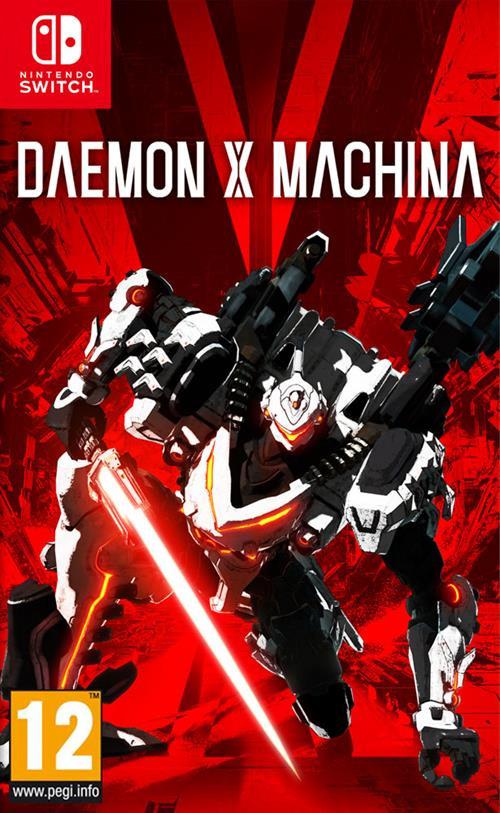 Daemon X Machina kopen