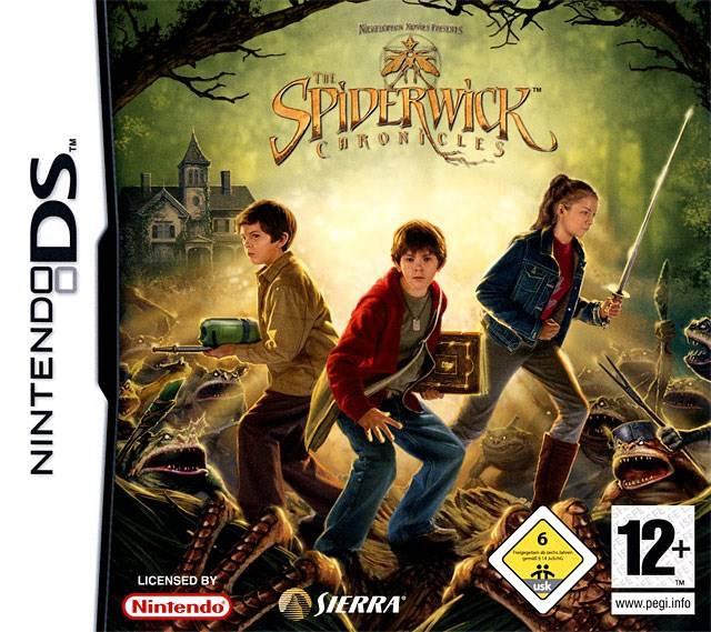 Goedkoopste The Spiderwick Chronicles