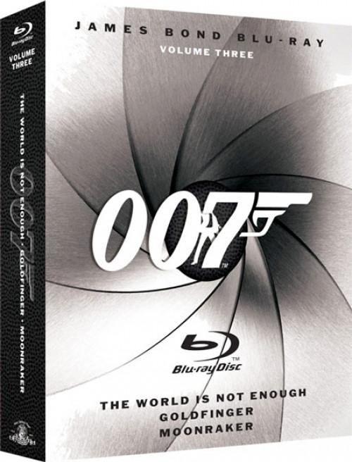 James Bond Collection Volume 3
