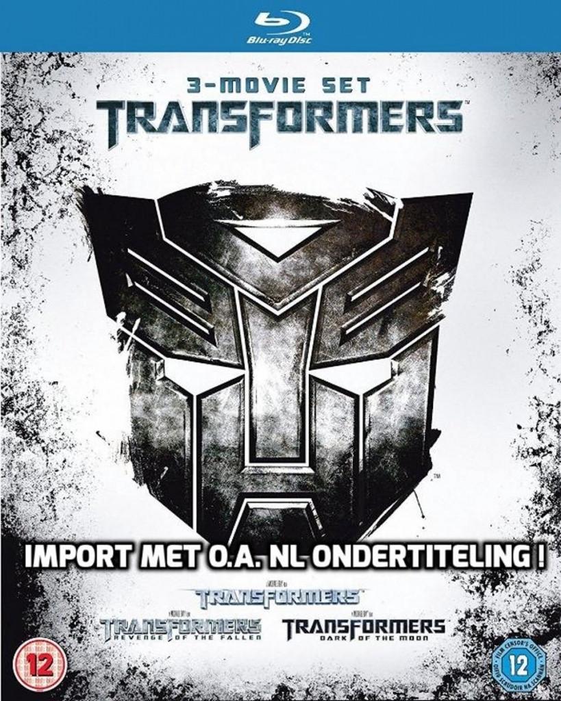 Transformers Trilogy kopen