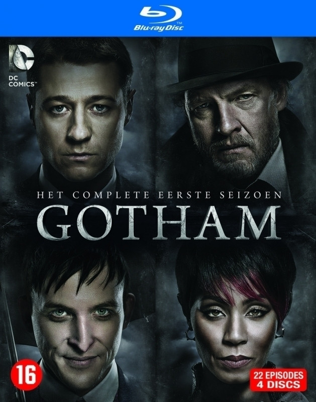 Image of Gotham - Seizoen 1