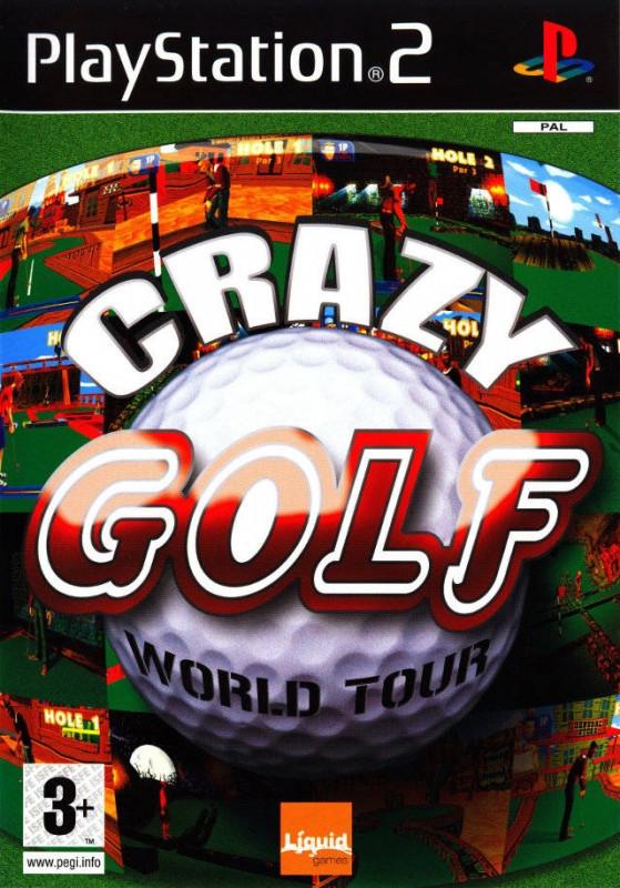 Goedkoopste Crazy Golf World Tour
