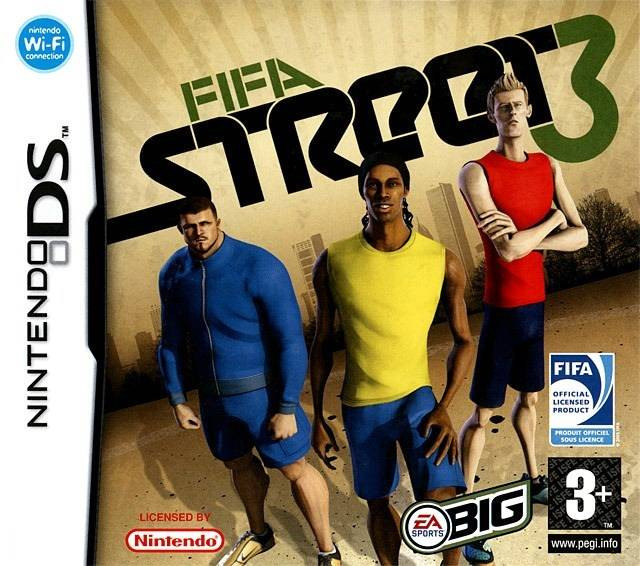 Goedkoopste FIFA Street 3