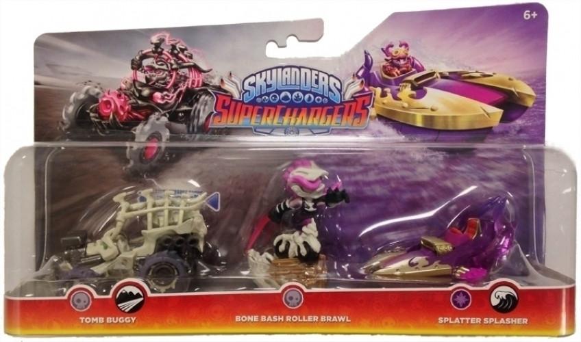 Skylanders: SuperChargers Triple Pack