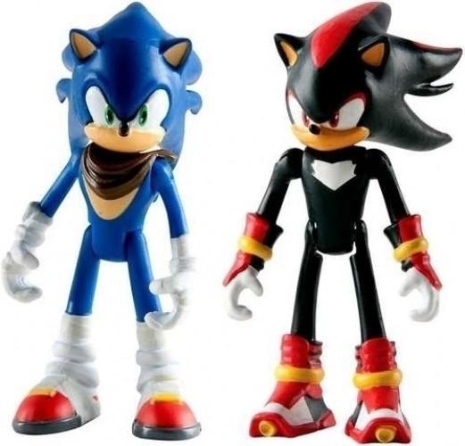 Sonic Boom Action Figure - Sonic & Shadow