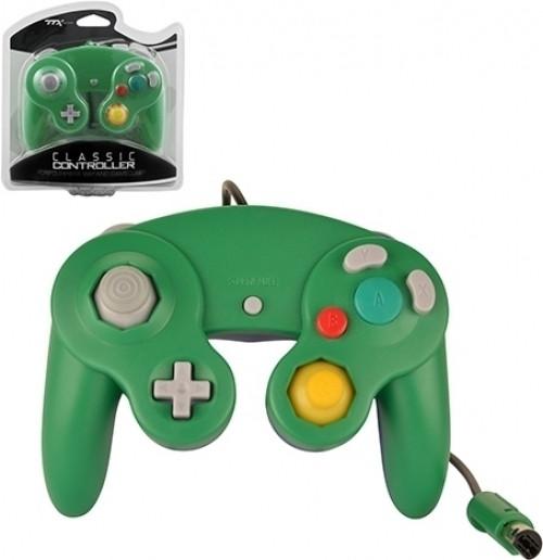 Gamecube Controller Green-Blue (TTX Tech)
