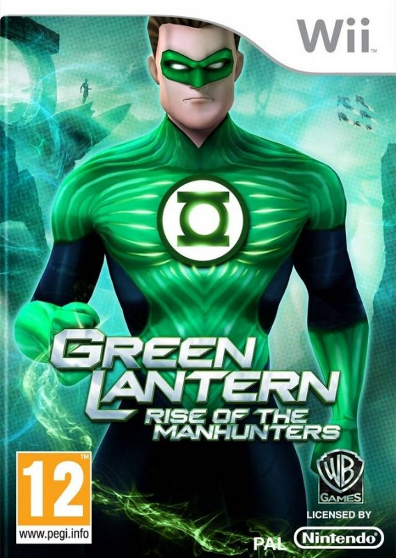 Goedkoopste Green Lantern Rise of the Manhunters