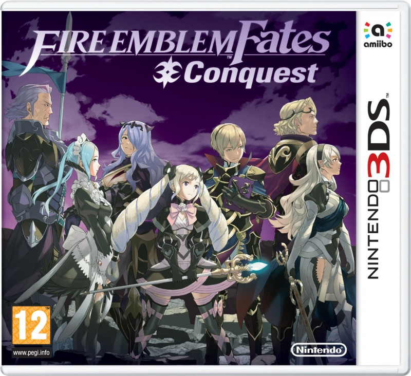 Fire Emblem Fates Conquest kopen