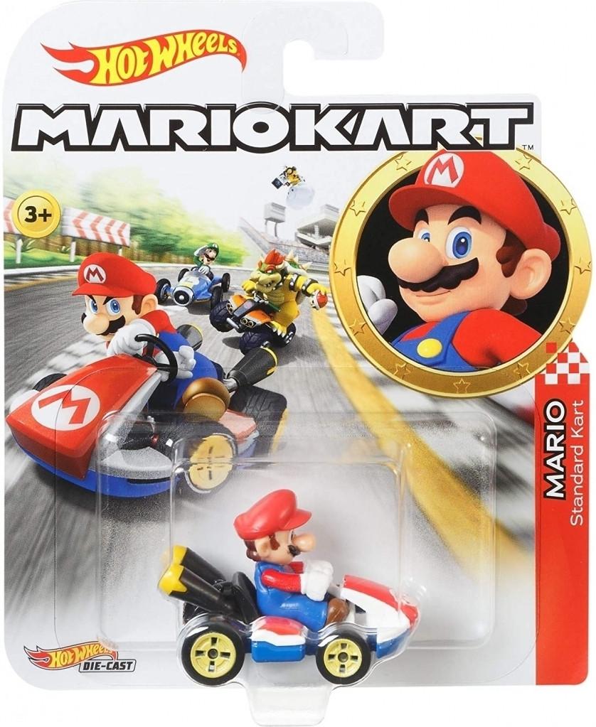 Hot Wheels Mario Kart - Mario Standard Kart kopen