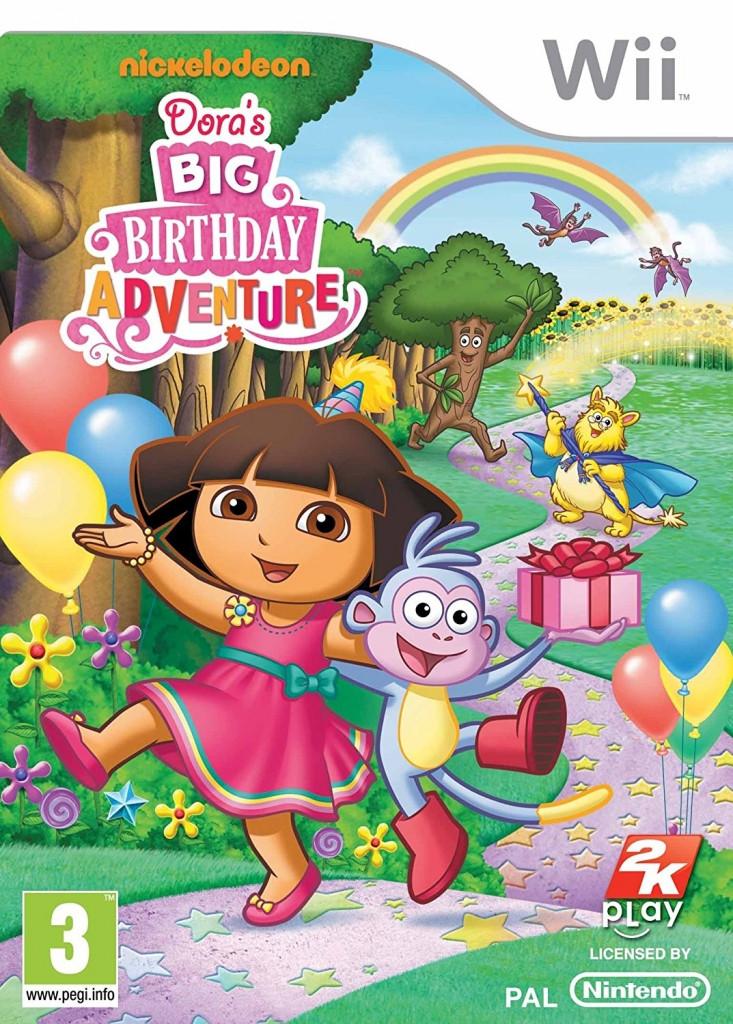 Goedkoopste Dora's Grote Verjaardag Avontuur