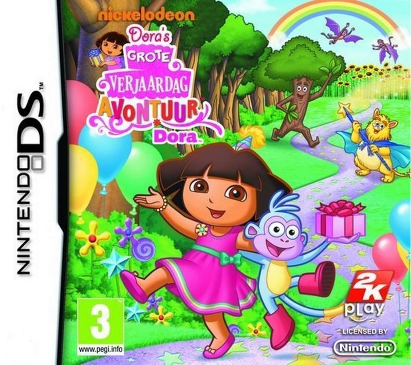 Dora's Grote Verjaardag Avontuur kopen
