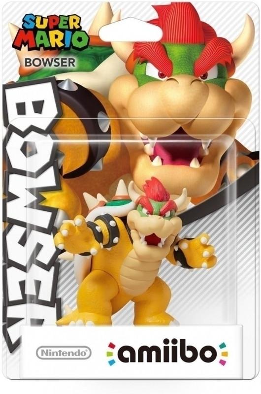Nintendo amiibo Bowser figuur
