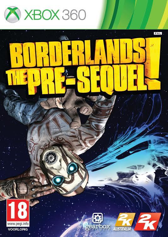 Borderlands the Pre-Sequel