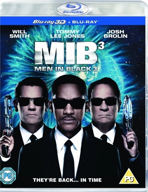 Men in Black 3 (3D) (3D & 2D Blu-ray)