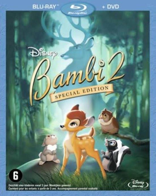 Afbeelding van Bambi 2 (Blu ray + DVD)