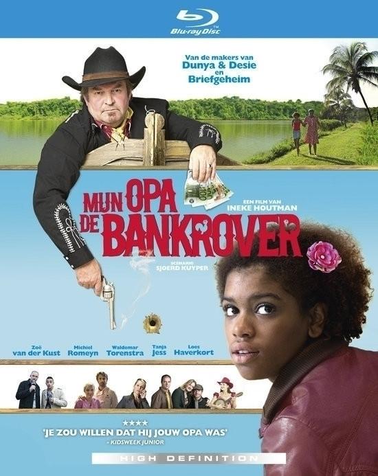 Image of Mijn Opa de Bankrover (Blu-ray + DVD)