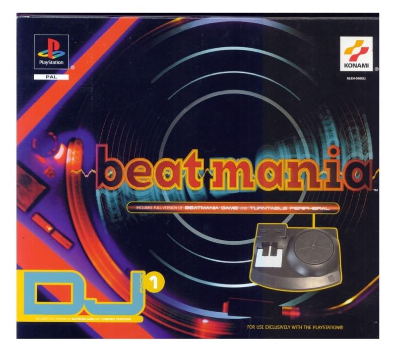 Beatmania DJ Pack kopen