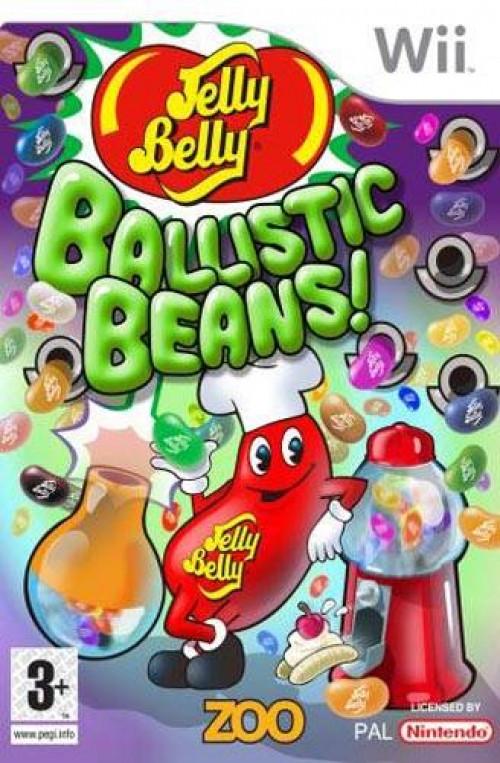 Jelly Belly Ballistic Beans