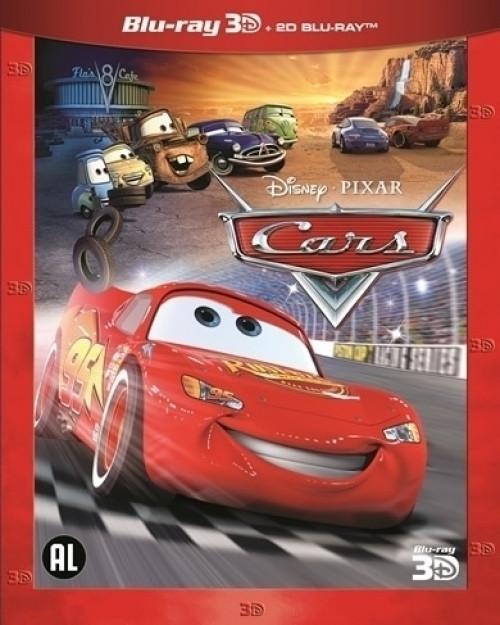 Cars (3D) (3D & 2D Blu-ray)