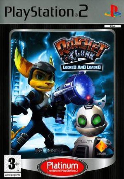 Ratchet & Clank 2 (platinum) kopen