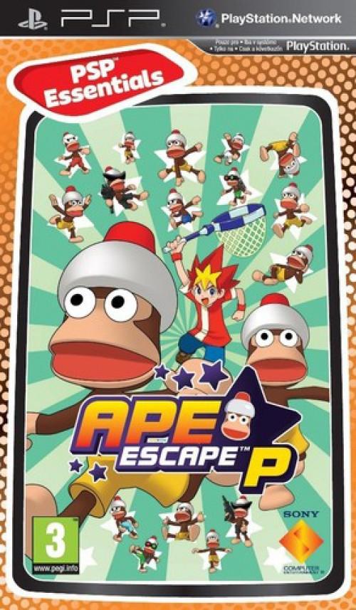 Goedkoopste Ape Escape P (essentials)