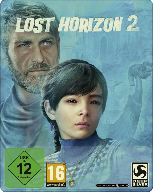 Lost Horizon 2 Deluxe Steelbook Edition