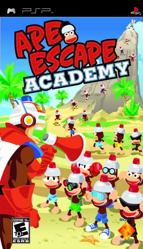Goedkoopste Ape Escape Academy