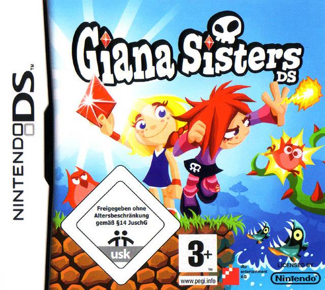 Goedkoopste Giana Sisters