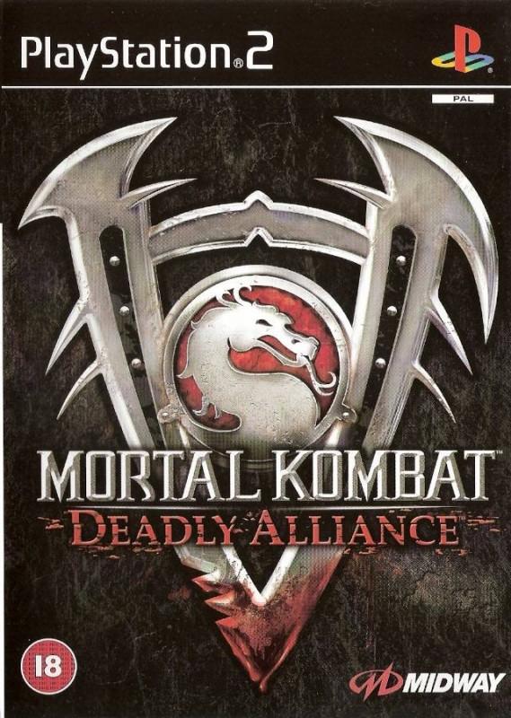 Mortal Kombat Deadly Alliance kopen