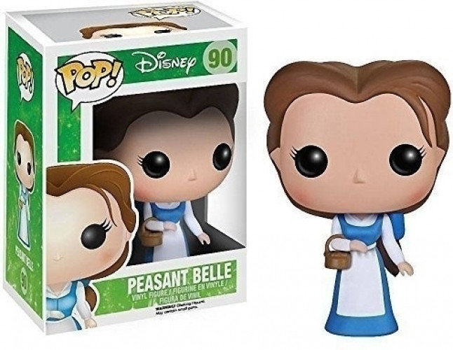 Disney Beauty and the Beast Pop Vinyl: Peasant Belle