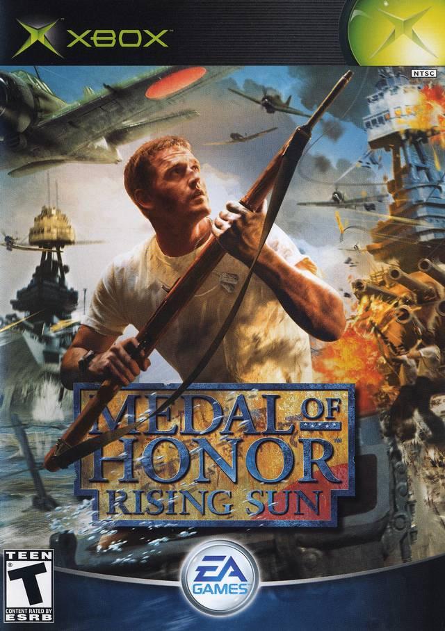 Medal of Honor Rising Sun kopen