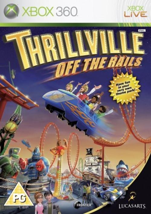 Thrillville off the Rails kopen
