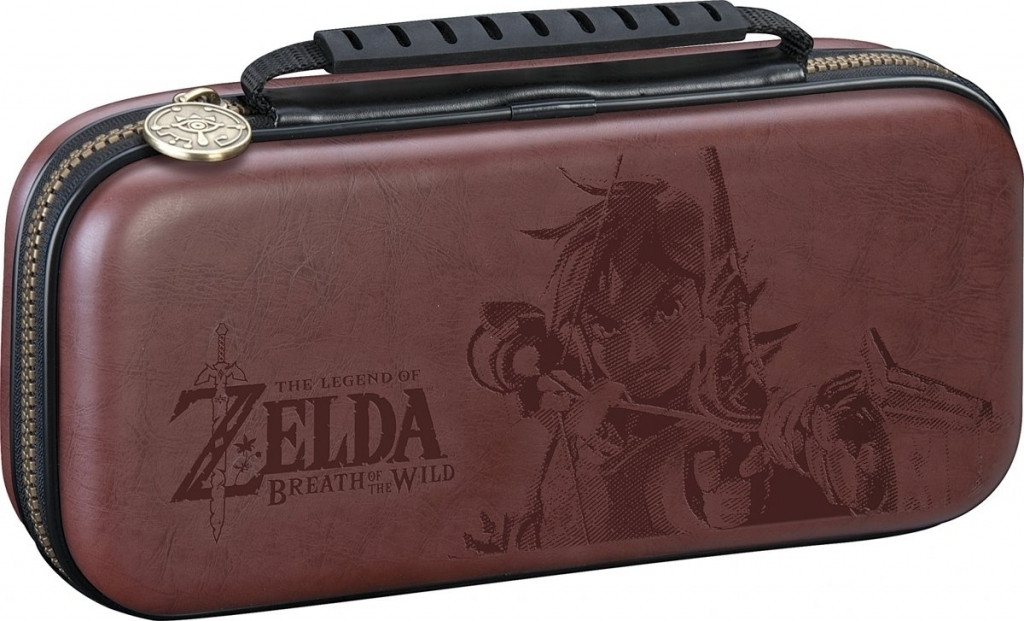 Goedkoopste Big Ben Deluxe Travel Case - The Legend of Zelda Breath of the Wild